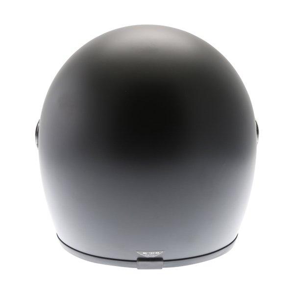 AGV X3000 Matt Black Full Face Motorcycle Helmet Back