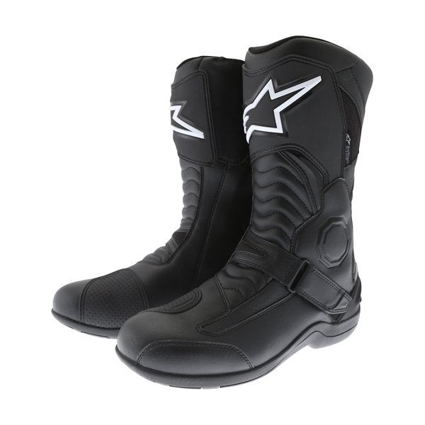 Pikes Drystar Boots Black Touring Boots
