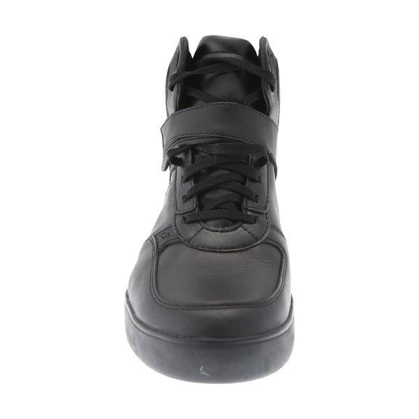 Alpinestars Lunar Drystar Black Motorcycle Shoes Front