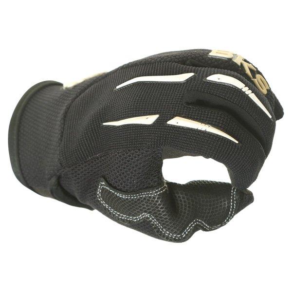 BKS Freestyle Kids MX Black Glove Knuckle