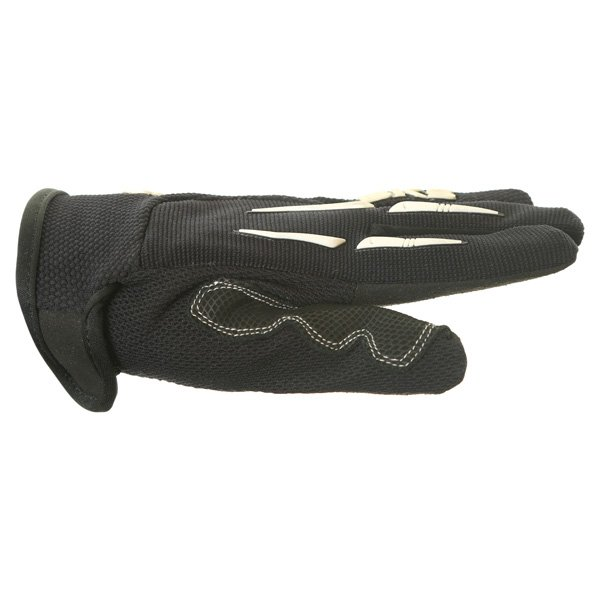 BKS Freestyle Kids MX Black Glove Thumb side