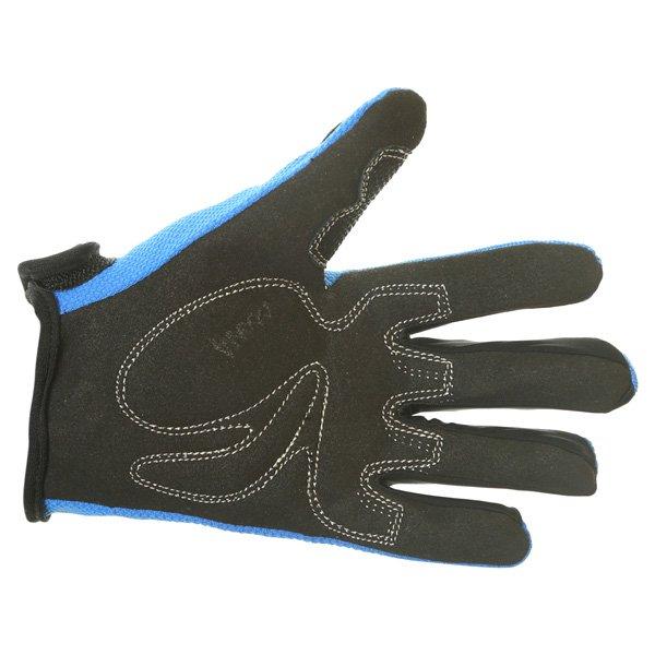 BKS Freestyle Kids MX Blue Glove Palm