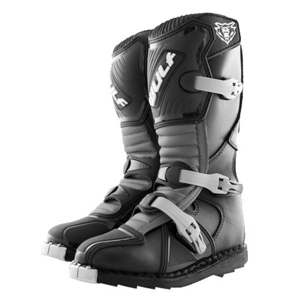 Cub LA Boots Black Wulfsport