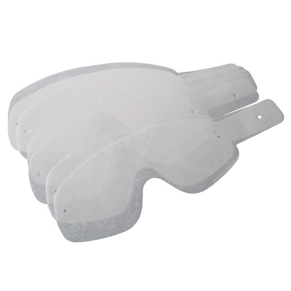 Dirty Dog Outrage Goggle Tear Offs