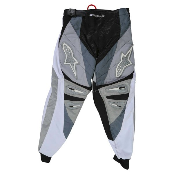 Alpinestars Charger Kids XIV Black MX Pants Front
