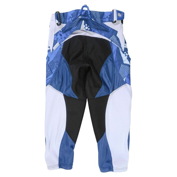 Alpinestars Charger Kids XIV Blue White MX Pants Rear