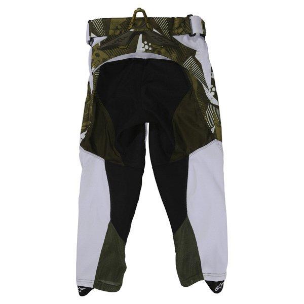Alpinestars Charger Kids XIV Brown MX Pants Rear
