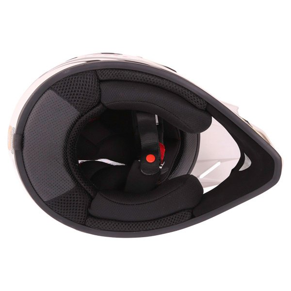Bell SX-1 Switch Yellow Helmet Inside