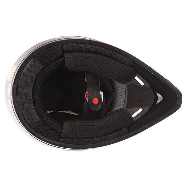 Bell SX-1 Matt Black Helmet Inside