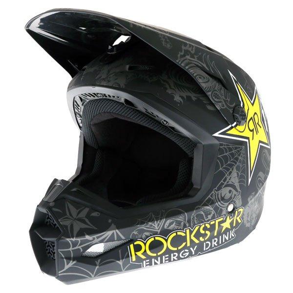 Fly Elite Guild Rockstar Helmet Front Left
