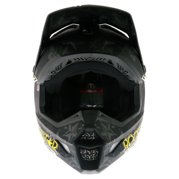 Fly Elite Guild Rockstar Helmet Front