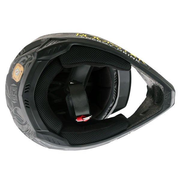 Fly Elite Guild Helmet Rockstar Inside