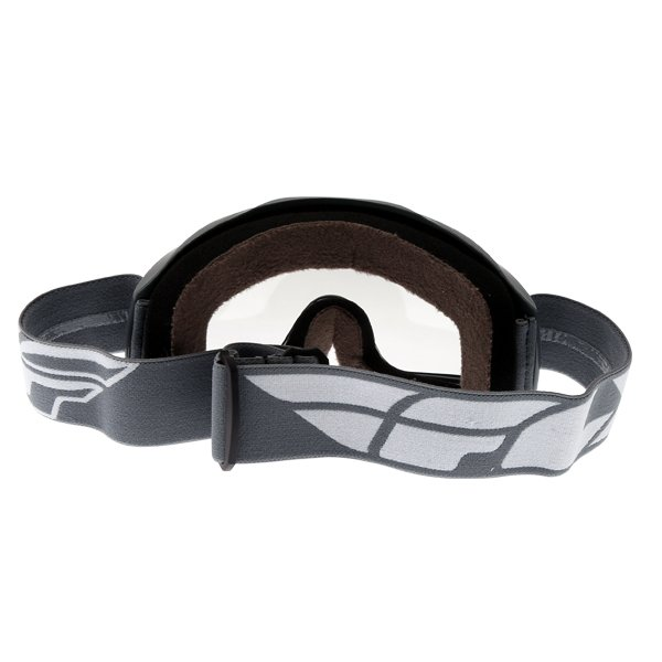 Fly Racing Focus Grey Goggles Back