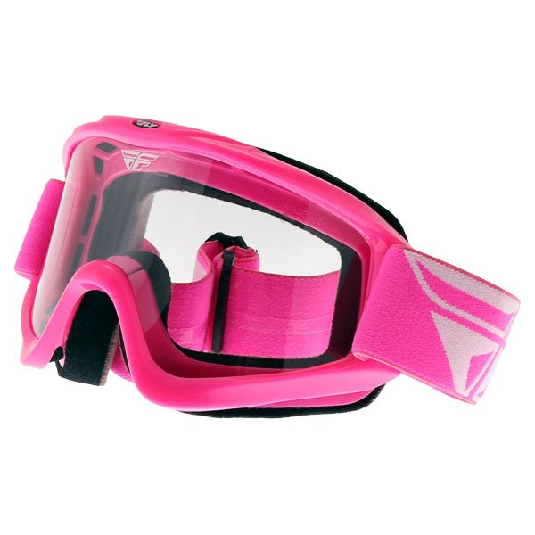 Racing Focus Goggle Pink Fly