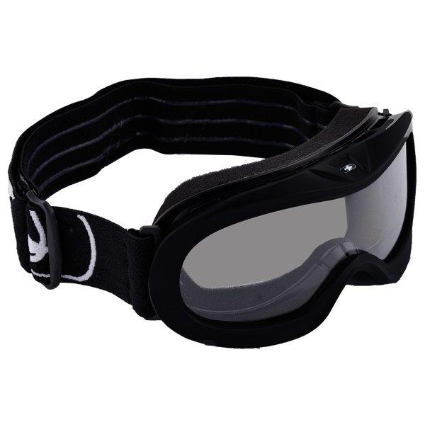 Fury Junior Goggles Black Motocross Goggles