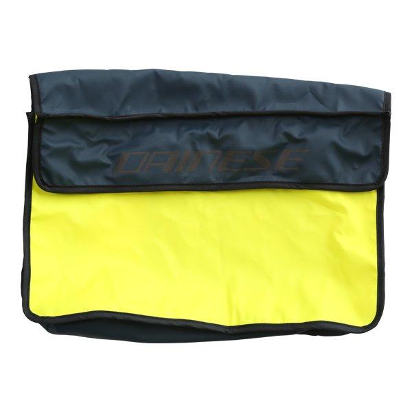 Dainese Storm Antrax Fluo Yellow Waterproof Over Jacket Bag
