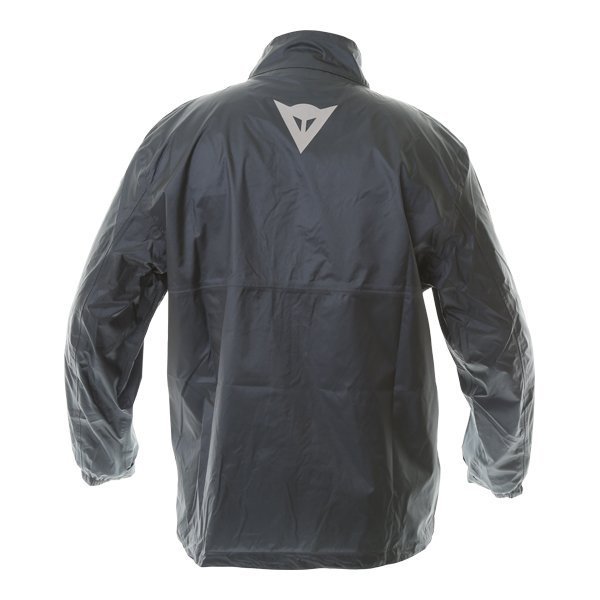 Dainese Rain Anthracite Waterproof Over Jacket Back