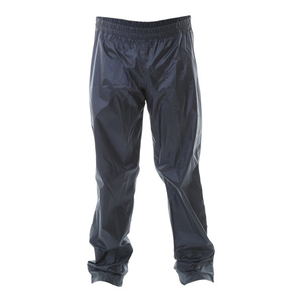 Dainese Rain Anthracite Waterproof Over Pants Front