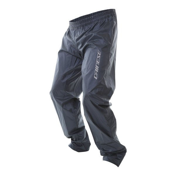 Dainese Rain Anthracite Waterproof Over Pants Side