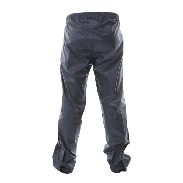 Dainese Rain Anthracite Waterproof Over Pants Rear
