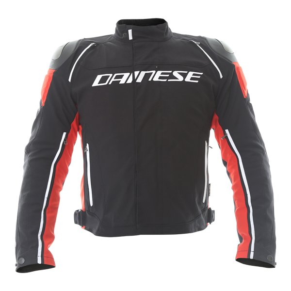Racing 3 D-dry Jacket Black Dainese Clothing