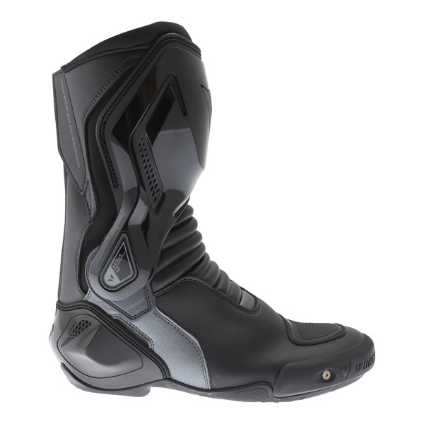 Dainese Nexus Black Anthracite Motorcycle Boots Outside leg