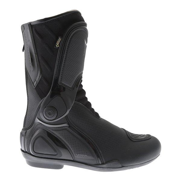 Dainese R Trq- Tour Goretex Black Motorcycle Boots Outside leg