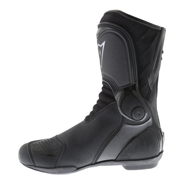 Dainese R Trq- Tour Goretex Black Motorcycle Boots Inside leg