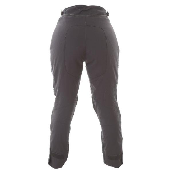 Dainese Carve Master 2 Ladies Black Goretex Textile Waterproof Motorcycle Pants Rear