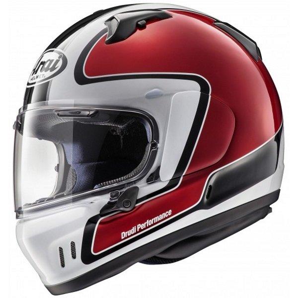 Renegade-V Outline Helmet Red