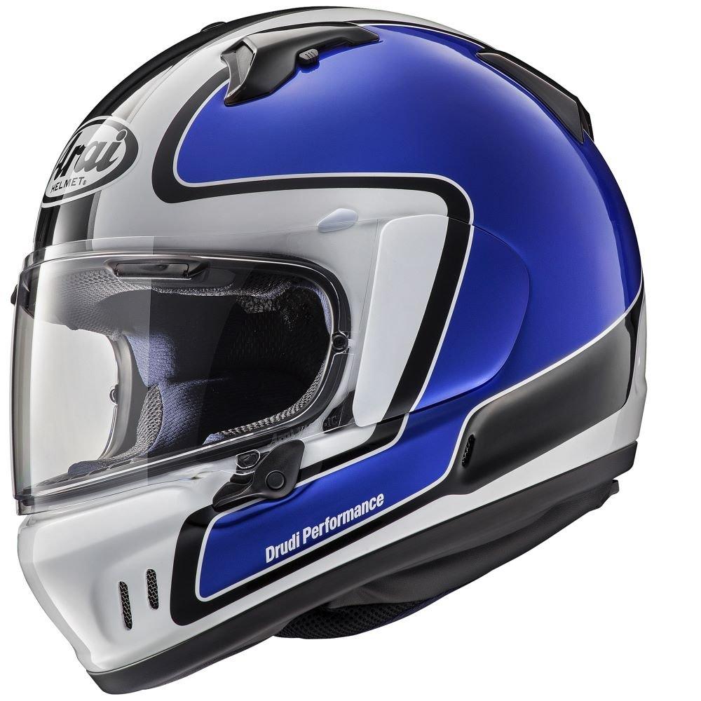 Arai Renegade-V Outline Helmet Blue Size: L