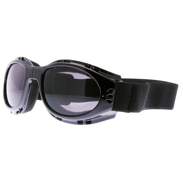 Matrix Scooter Goggles Black Classic Goggles