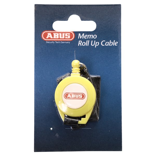 Abus Memo Roll Up Warning Cable