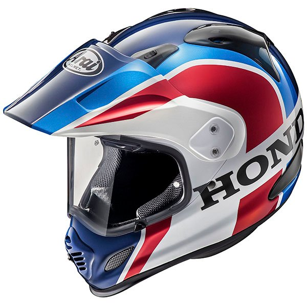 Arai Tour-X 4 Honda Africa Twin 2018 Adventure Motorcycle Helmet Front Left