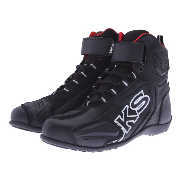 SN-05 Short boots Black Boots