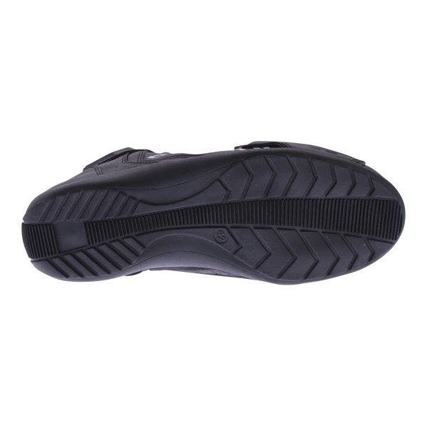 BKS SN-05 Short Black Motorcycle Boots Sole