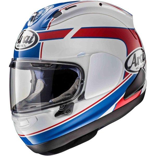 Arai RX-7V Schwantz Design Full Face Motorcycle Helmet Front Left
