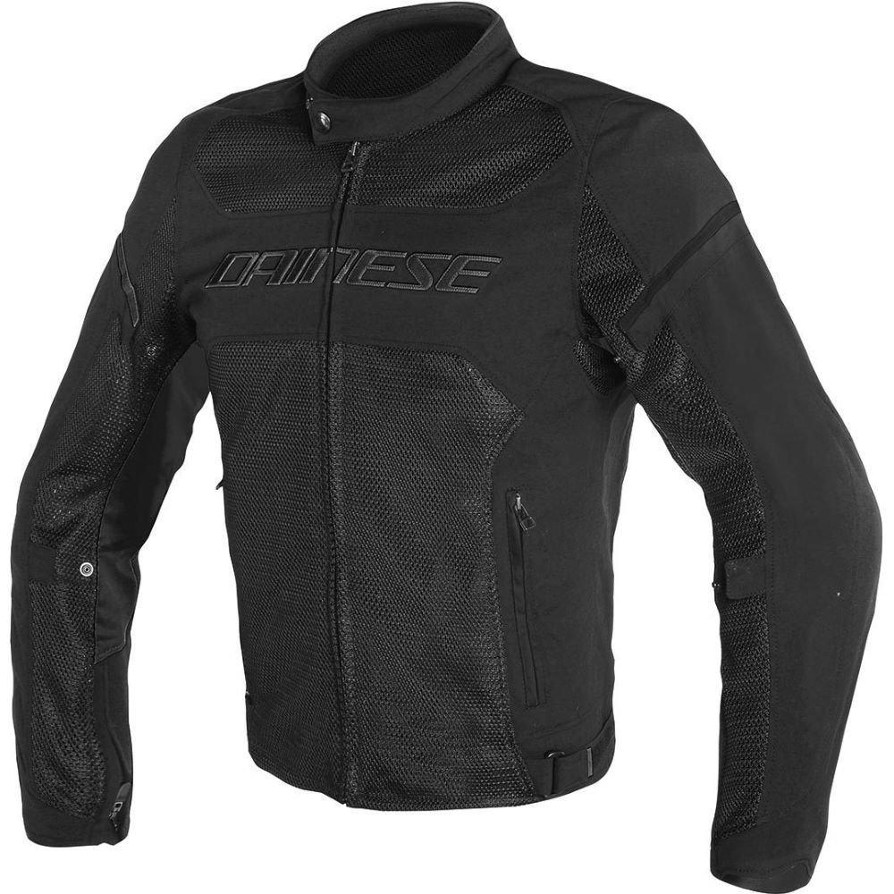 Dainese Air Frame D1 Tex Jacket Black Black