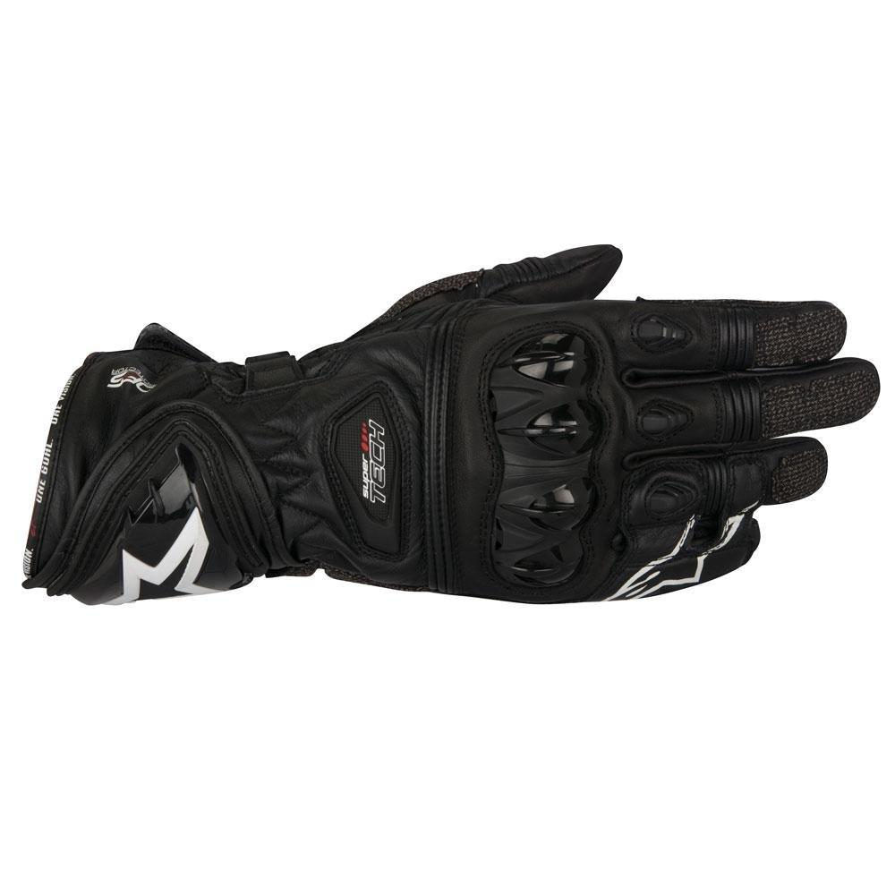 Alpinestars Supertech Gloves Black Size: Mens - S
