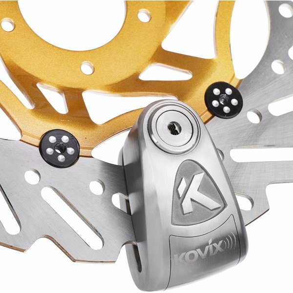 Kovix 6mm Alarm Disc Lock 6mm Alarm Disc Lock