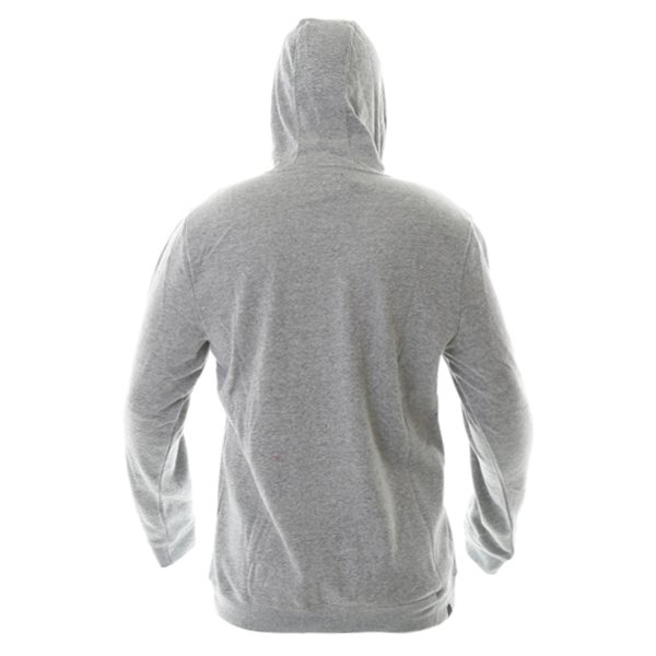Alpinestars Always Mens Grey Heather Fleece Hoodie Back