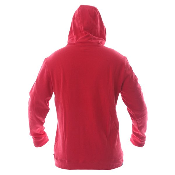 Alpinestars Always Mens Red Fleece Hoodie Back