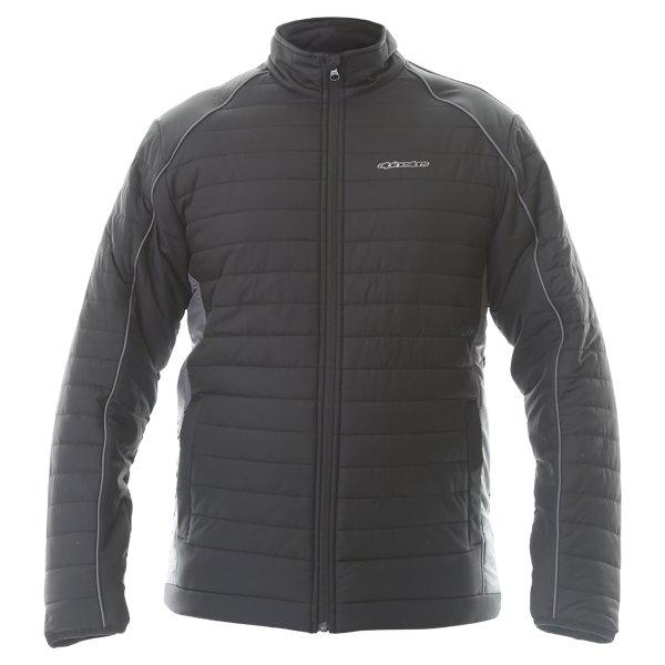 Alpinestars Buffer Black Jacket Front