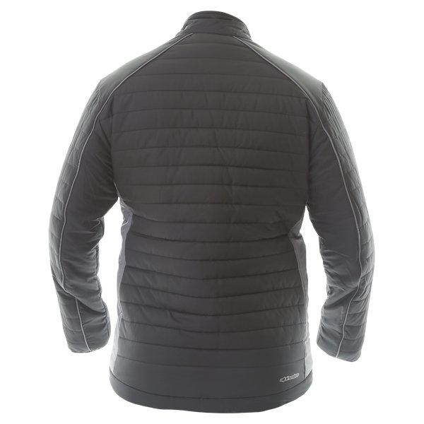 Alpinestars Buffer Black Jacket Back