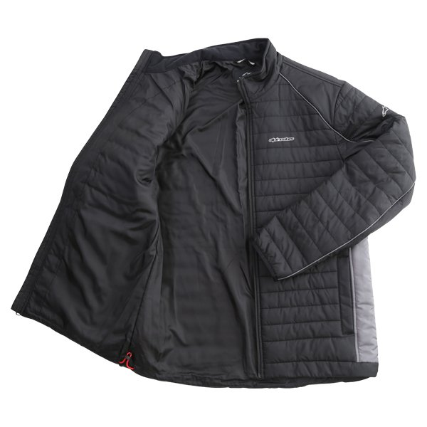 Alpinestars Buffer Black Jacket Inside