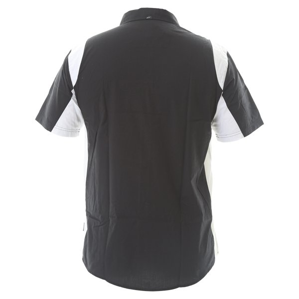 Alpinestars Sao Paolo Woven Black Shirt Back