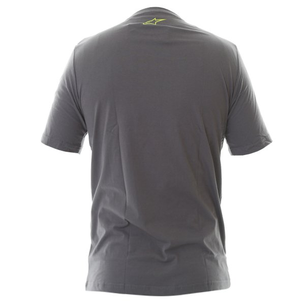 Alpinestars Ageless Tech Mens Grey T-Shirt Back