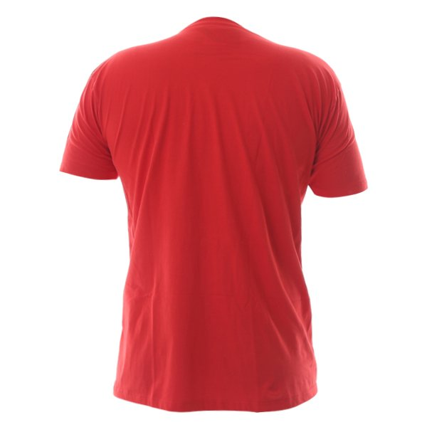 Alpinestars Cut Mens Red T-Shirt Back