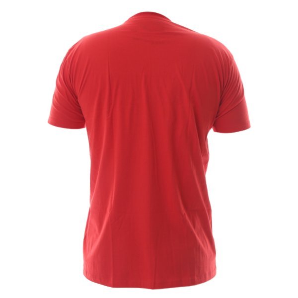 Alpinestars Wordmark Mens Red T-Shirt Back