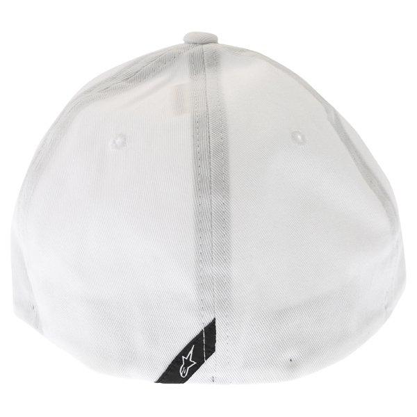 Alpinestars Form White Baseball Cap Back